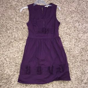 🍁MOVING SALE🍁 Dark purple/plum dress